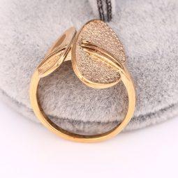 30054 – 18K Gold gyürű