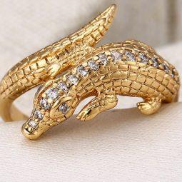 30109 – 18K Gold gyürű