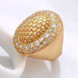 30201 – 18K Gold gyürű