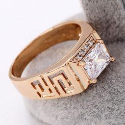 30450 – 18K Gold gyürű