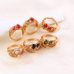 30219 – 18K Gold gyűrű