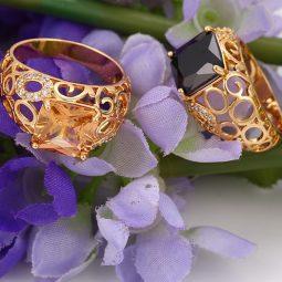 30263 – 18K Gold gyűrű