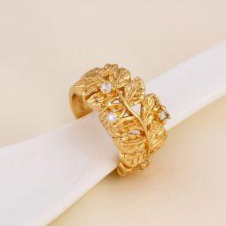 30360 – 18K Gold gyűrű