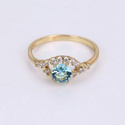 30542 – 14K Gold gyűrű
