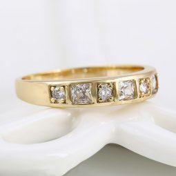 30545 – 14K Gold gyűrű
