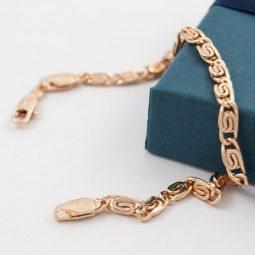 5218 – 18K Gold karkötő