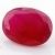 red-corundum