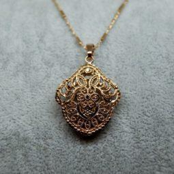 1752 – 18K Gold nyaklánc
