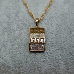1753 – 18K Gold nyaklánc