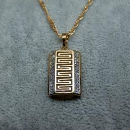 1756 – 18K Gold nyaklánc