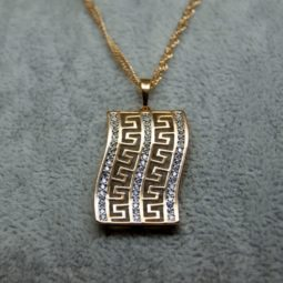 1757 – 18K Gold nyaklánc