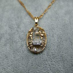1763 – 18K Gold nyaklánc