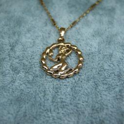 1776 – 18K Gold nyaklánc