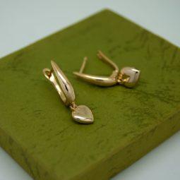 3149 – 18K Gold fülbevaló