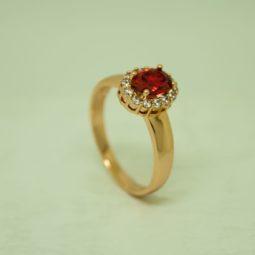 30835 – 18K Gold gyürű