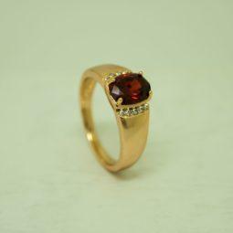 30841 – 18K Gold gyürű