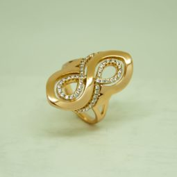 30844 – 18K Gold gyürű