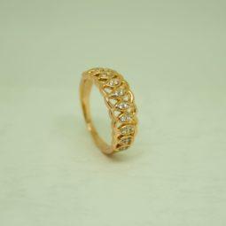 30845 – 18K Gold gyürű
