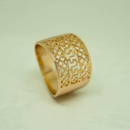 30846 – 18K Gold gyürű