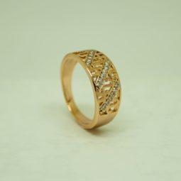 30847 – 18K Gold gyürű