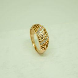 30848 – 18K Gold gyürű