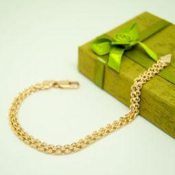 5503 – 18K Gold karkötő