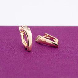 3172 – 18K Gold fülbevaló